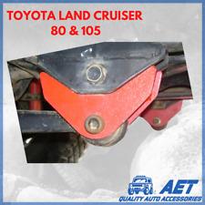 Caster Bracket Drop Box Toyota Land Cruiser HZJ80 HDJ80 FJ80 FZJ80