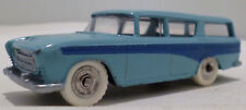 Dinky Toys 173 Nash Rambler Dos Tonos Azul repintado UNBOXED Diecast Modelo de Coche