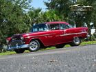 1955 Chevrolet Bel Air/150/210  1955 ChevroletBel AirBlack Cherry MetallicSurvivor Classic Car Services LLC