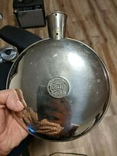 Vintage CELLO Canteen Hot Water Bottle - NO DENTS  - A.S. Campbell Co. Pat.1912