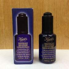 New Kiehl's Midnight Recovery Concentrate 30ml with Kiehl's paper bag