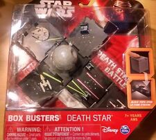 Star Wars Box Busters, Cube Super Playset, DeathStar New