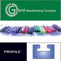 Garland Hyfax Slide Black 53.75in Arctic Cat Powder Special 580 EFI 1997