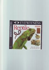 EYEWITNESS REPTILE - FILM MOVIE VIDEO CD CDi CD-i VCD - FAST POST - COMPLETE VGC