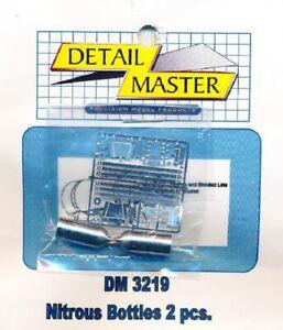 Detail Master 3219x 1/24-1/25 Nitrous Bottle Kit