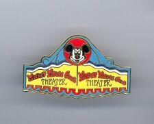 Disney Disneyland Mickey Mouse Club Theater Fantasyland Cast Pin & Trading Card