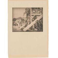 """ALFRED STIEGLITZ (AMERICAN, 1864-1946), PHOTOGRAVURE """"THE POOL--DEAL"""", 1910"""