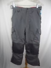 PROTECTION SYSTEMS Snow Ski Snowboard Pants Youth 10/12 GRAY