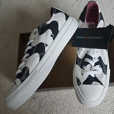Converse - All Star - Marimekko - Black/White  (Women's-7 UK-5 EUR-37.5) New