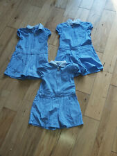 Bundle of Girls school Playsuits age 3 years