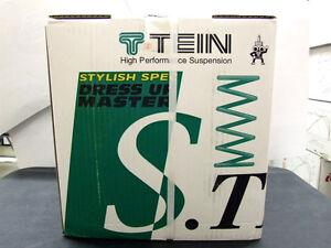 TEIN S.TECH LOWERING SPRINGS 96-00 HONDA CIVIC