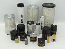 Hinowa DM30 Super Compact Filter Service Kit Air, Oil, Fuel