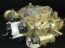 1980-1989 CHEVY ROCHESTER Quadrajet CARBURETOR 795cfm w/Electric Choke #4091281