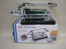 NEUF TALA français fry cutter puce tronçonneuse chromé Potato Chipper ref 13051