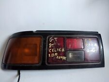 1984 1985 1986 84 85 Toyota Celica GT Coupe Tail Light LH Left Driver Side OEM