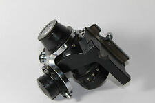 Carl Zeiss Jena Microscope Condenser AMPLIVAL Mikroskop