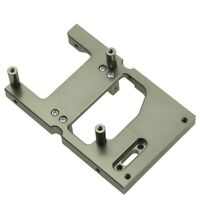Rc Car Metal Steering Servo Warehouse Fixed Mounting Bracket for Wpl B14 B214 B2