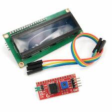 LCD 1602 + i2c hd44780 modulo saldata display visualizzazione for Arduino Raspberry