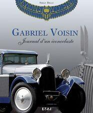 Gabriel Voisin - Journal d'un iconoclaste (Cars Coachbuilding) Buch book livre
