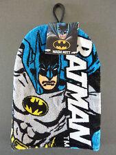 NEU Original DC COMICS BATMAN Waschlappen Waschhandschuh Wash Mitt Primark