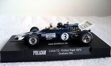 Policar Lotus 72 F1 Oulten Park 1970 Nr. 3 M 1:32 neu