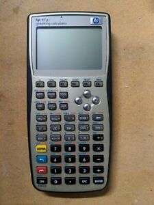 HP 49G+ Graphing Calculator. Great Condition & works like it should.