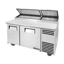 True Tpp At 60 Hc 60 Pizza Prep Table Refrigerated Counter