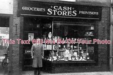ST 121 - Wolstanton Cash Stores, Staffordshire - 6x4 Photo