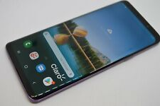 Samsung Galaxy S9+ SM-G9650 128GB PURPLE GSM UNLOCKED AT&T T-MOBILE METRO #L057