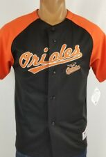 NWT Youth Boy s True Fan MLB Baltimore Orioles Baseball Jersey Size Large 14 541822b6e