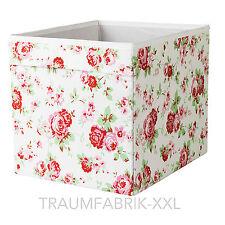Storage Boxes Storage Box regalbox for EXPEDIT 33x33 cm Flowered NEW