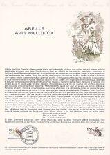 Document Philatélique Timbre  1er Jour : 31/03/ 1979 - Abeille Apis Mellifica