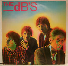THE dB'S - STANDS FOR DECIBELS LP - AUSSIE PRESS PROMO COPY - POWERPOP 1981 EX