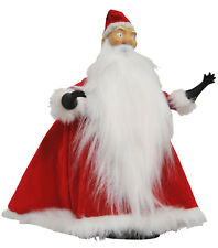 Nightmare Before Christmas NBX SANTA CLAUS Deluxe Collection Doll Diamond Toys