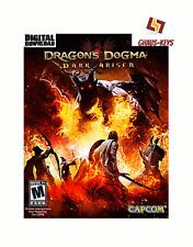 Dragon 'S DOGMA DARK ARISEN STEAM KEY PC GAME DOWNLOAD NUOVO Global [SPEDIZIONE LAMPO]