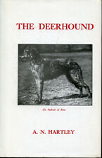 More details for the deerhound scottish dog book by a,n. (nora) hartley - breed club reprint 1986