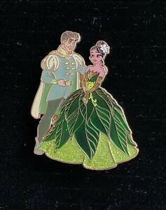 Disney Designer Couples LE 350 Limited Edition Disney Pin - Tiana & Naveen