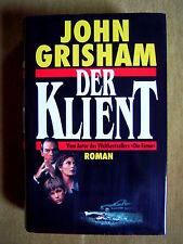 """""""Der Klient"""" von John Grisham"""