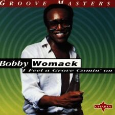 Bobby Womack - I Feel A Groove Comin On - New Factory Sealed Cd