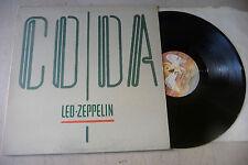 """LED ZEPPELIN""""CODA-disco 33 giri SWAN SONG Italy 1982"""""""