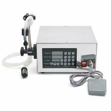 More details for liquid filling machine automatic digital control water bottle filler eu plug