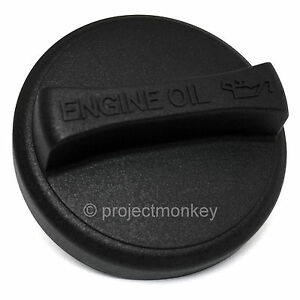 OEM Toyota 00-05 Lexus IS300 Altezza Black Version Oil Cap NO WHITE LETTERS JDM