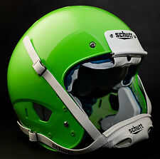 Schutt AiR Xp Football Helmet Adult Large (Color: Lime Green) *New*