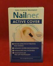 NAILNER-Active Cubierta-Uñas Hongos Tratamiento Natural Nude - 30ml Exp 11/2022