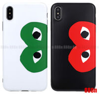 Japan Heart Bape Baby Milo Phone Case Cover For iPhone XS MAX XR X 7 8 Plus 6S 6
