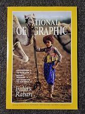 National Geographic Magazine September 1993 Rabari, Czechoslovakia, Rain Forest