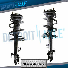 New Set (2) Left & Right Complete Front Quick Install Ready Struts For 2.4 & 2.5