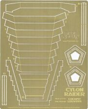 Battlestar Galactica Cylon Raider Cockpit Louvers