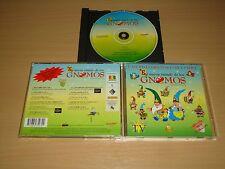 EL NUEVO MUNDO DE LOS GNOMOS CANCIONES ORIGINALES DE LA SERIE MUSIC CD AÑO 1997