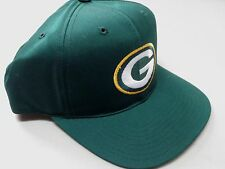 VINTAGE SNAPBACK TRUCKER HAT CAP ANNCO NFL GREEN BAY PACKERS NEW NWT COTTON